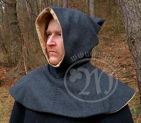 kaptur średniowieczny