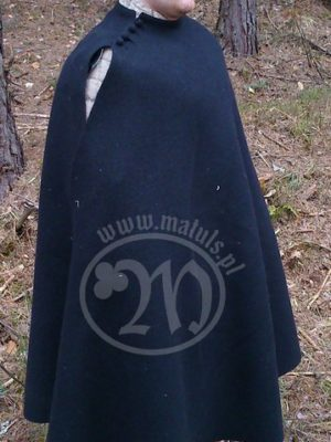 woollen cloak