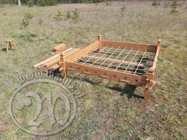 Medieval Bed