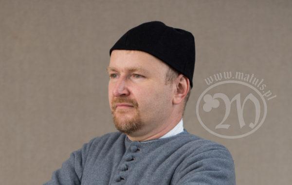 czapka flemicka czarna