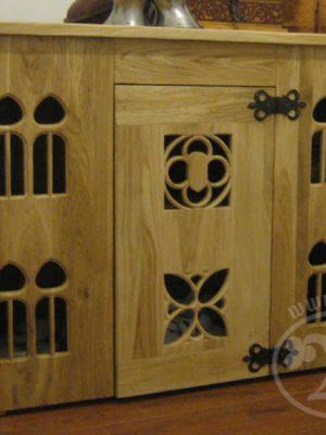 komoda średniowieczna