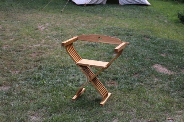 Krzesło średniowieczne