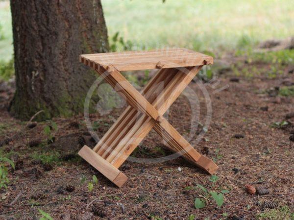 Krzesło historyczne średniowieczne