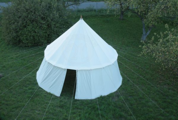 namiot typu basel