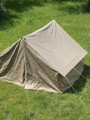 Namiot legionistów