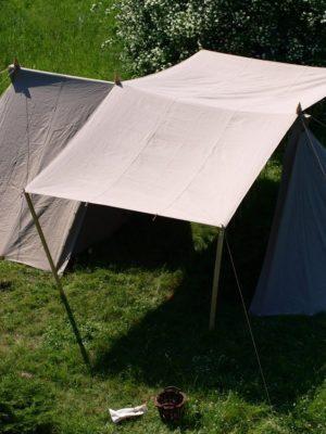 Namiot kupiecki - len