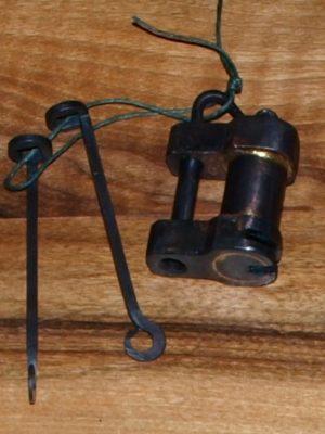 Kłódka średniowieczna - typ 5