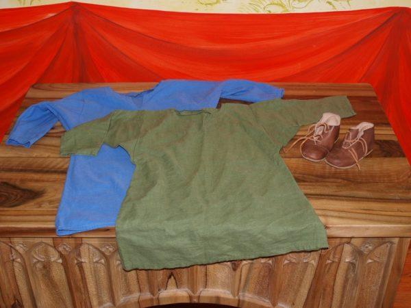 Ubranka spodnie dla dzieci