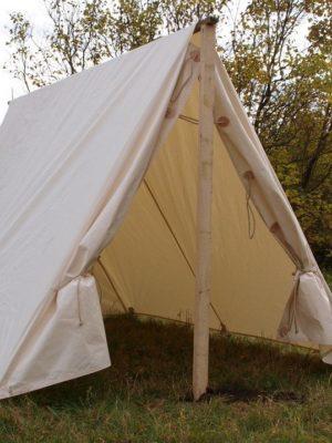 Namiot XVII wiek - krótki