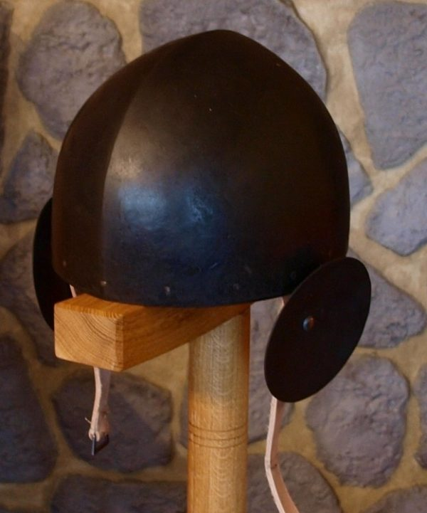 Skull Cap Helmet With Ears Protection