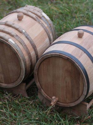 Oak barrel 15 litres