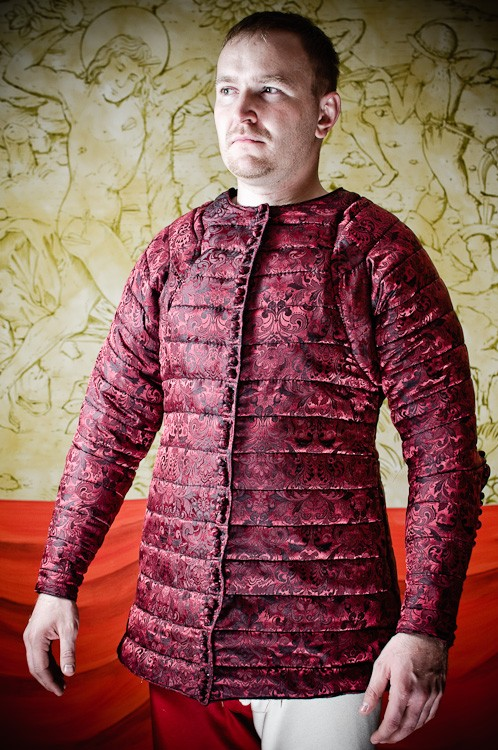 Pourpoint gambeson