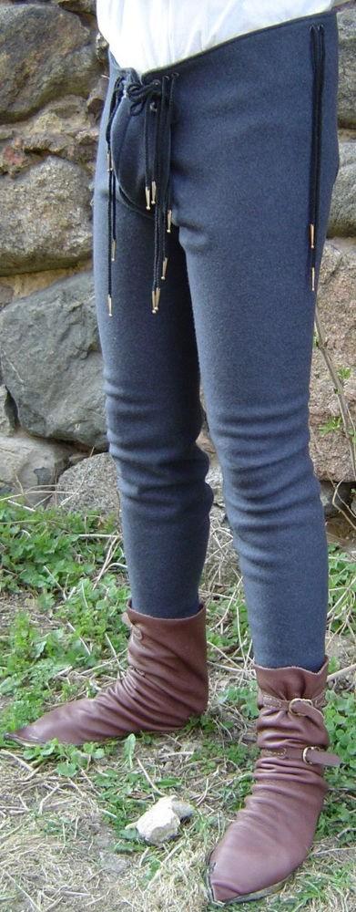 Spodnie średniowieczne - Typ 1