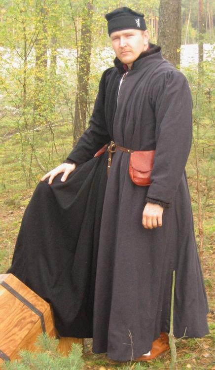 Suknia męska - Robe 1