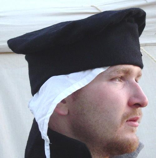 Italian Style Hat - Wool_2