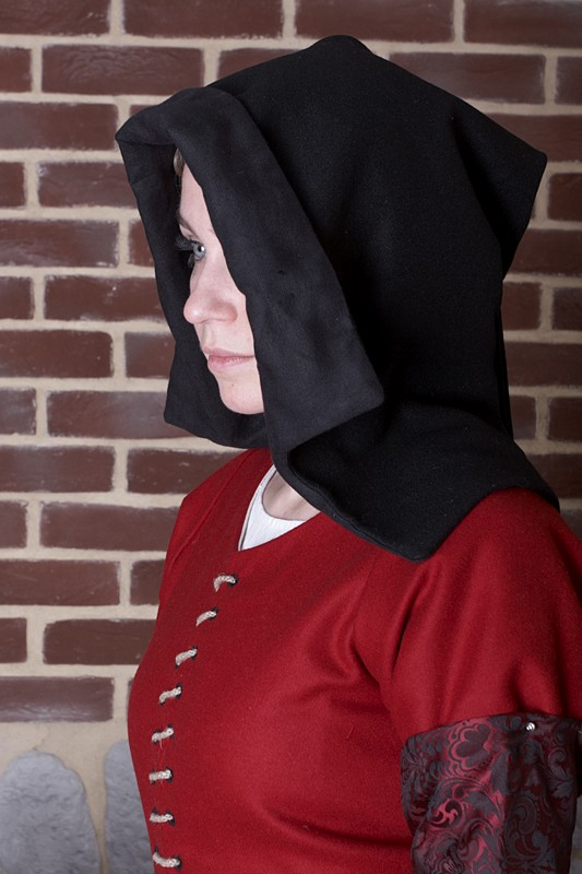 Kaptur kobiecy - XV wiek - gremlin