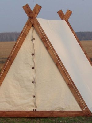 Namiot dla wikinga