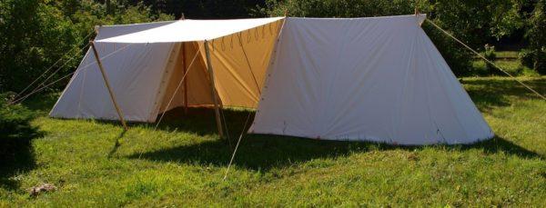 Namiot Wczesny - Długi