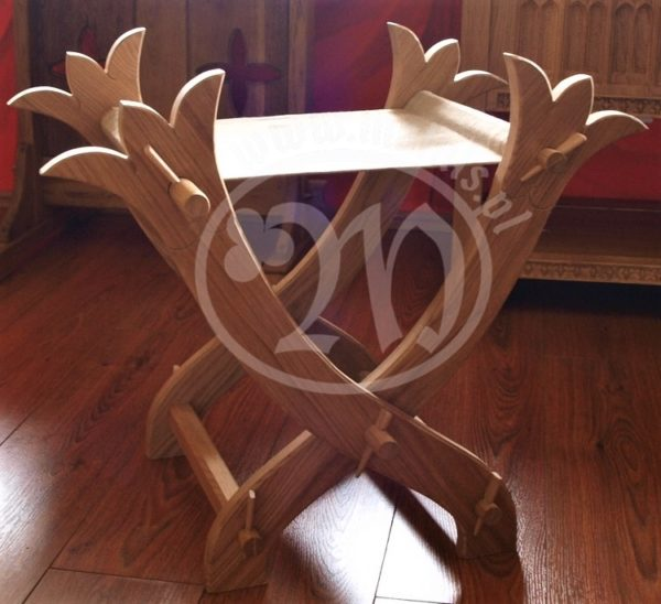 składany stołek