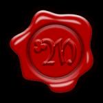 czerwona pieczęć matuls