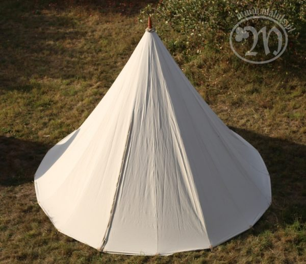 conical tent