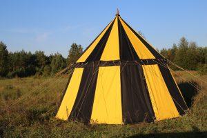 larp tent