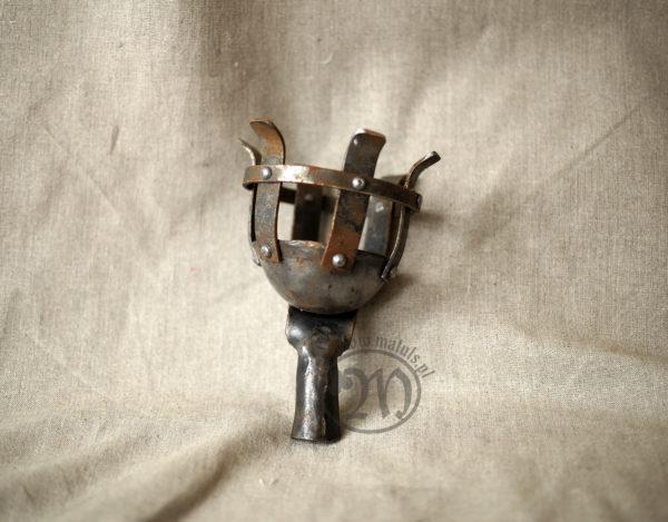iron torch