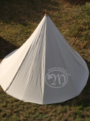namiot stozkowy