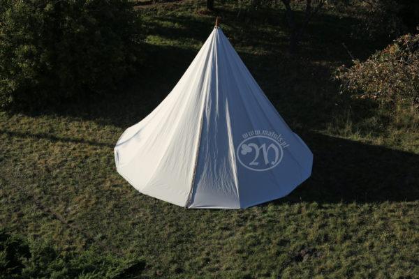 cone tent 6m