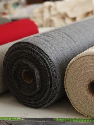 woollen cloth