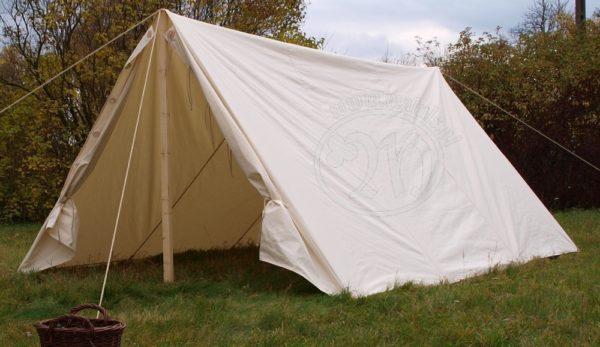 namiot żołnierski