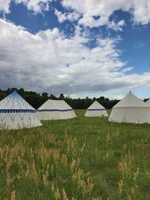 namioty glampingowe